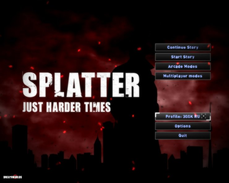 Splatter - Just Harder TIMES