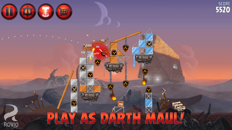 Angry Birds Star Wars II Premium v1.0.2