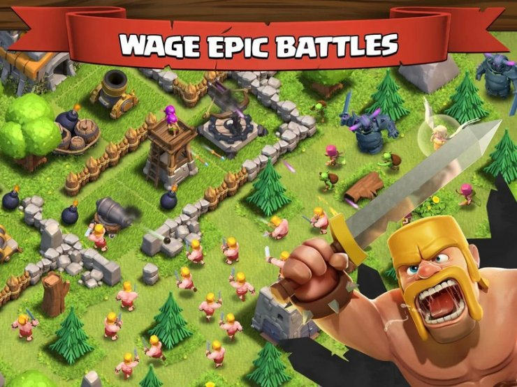 Clash of Clans v5.2