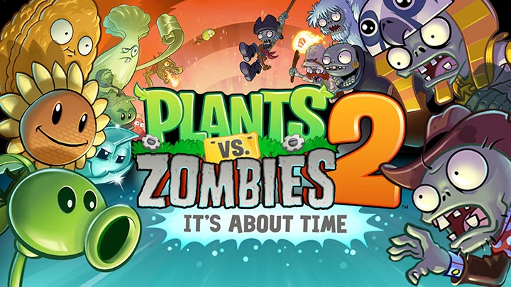 Plants vs. Zombies 2 v1.4