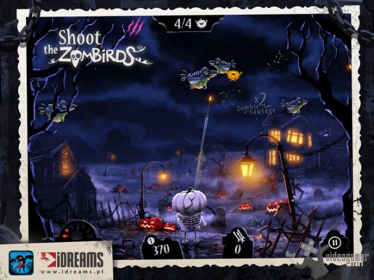 Shoot The Zombirds v 1.13