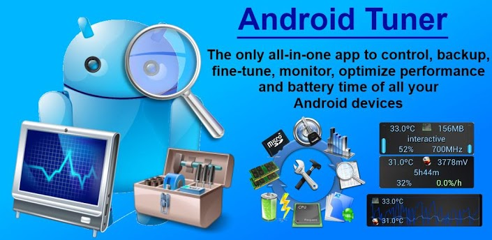 Android Tuner v0.12.4