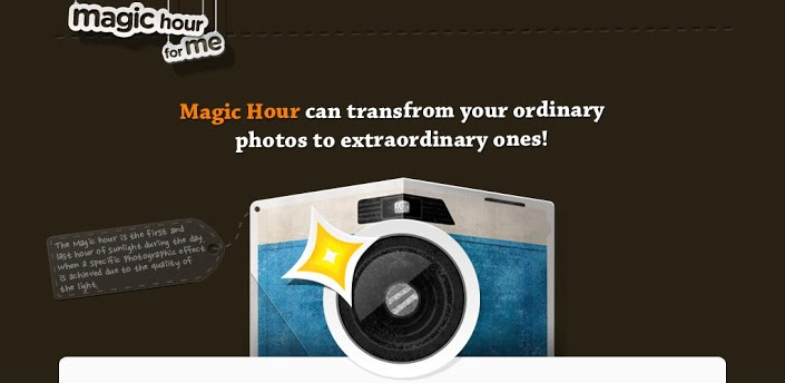 Magic Hour Camera v1.3.20
