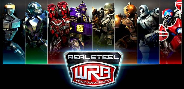 Real Steel World Robot Boxing v2.1.27