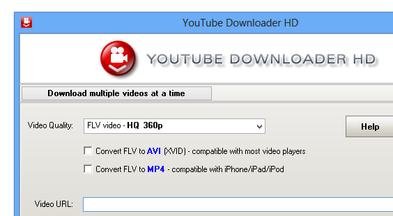 Youtube Downloader HD 2.9.9.9 Portable