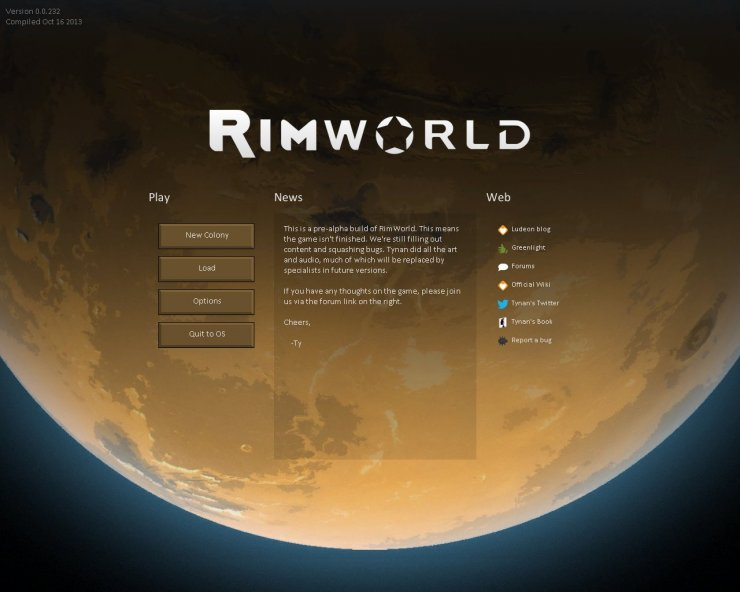 RimWorld Alpha [7b v.0.7.583]