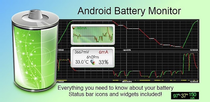 Battery Monitor Widget Pro v2.8.1