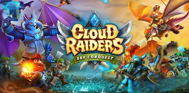 Cloud Raiders v1.02