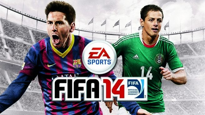 FIFA 14 by EA SPORTS™ FULL v1.3.4