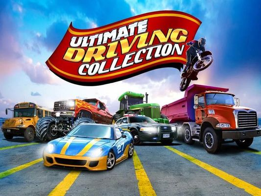 Ultimate Driving Collection 3D v1.00 / Много денег