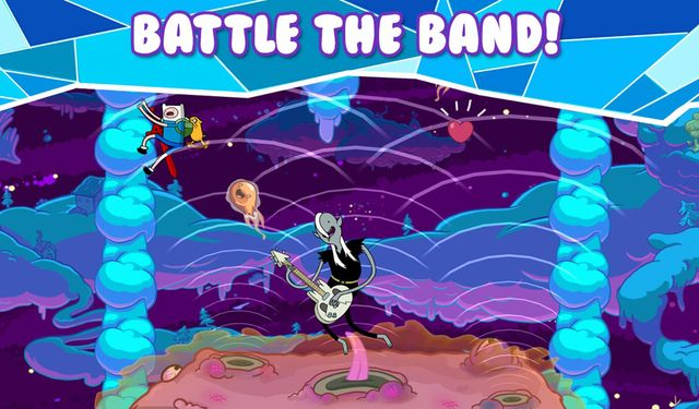 Rock Bandits - Adventure Time v1.1