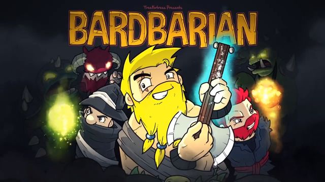 Bardbarian: Golden Axe Edition v1.3.22