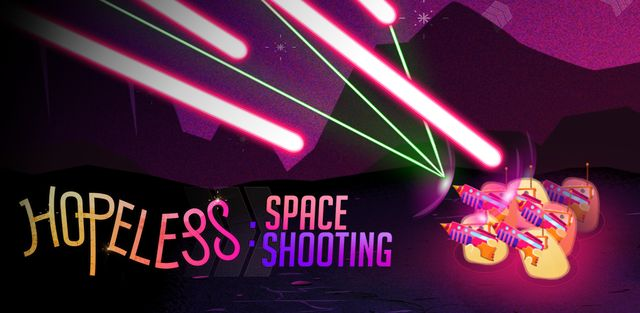 Hopeless Space Shooting