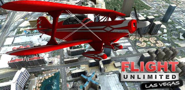 Flight Unlimited Vegas HD Sim v1.2