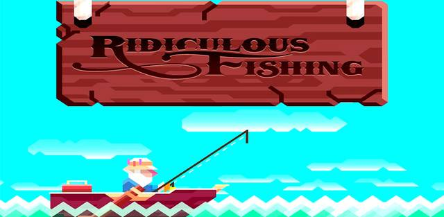 Ridiculous Fishing A Tale of Redemption v1.2.2hb