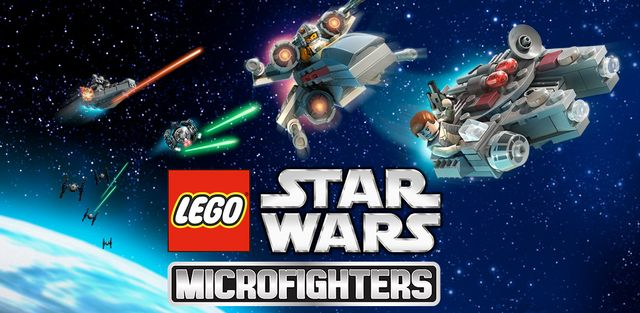 LEGO® Star Wars™ Microfighters v1.00