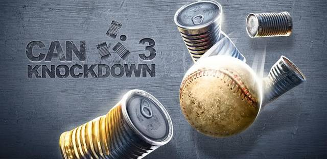 Can Knockdown 3 v1.25 Full