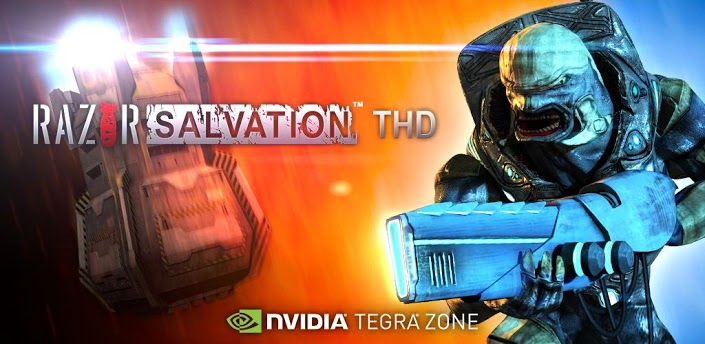 Razor Salvation v2.0.1 - ALL Devices