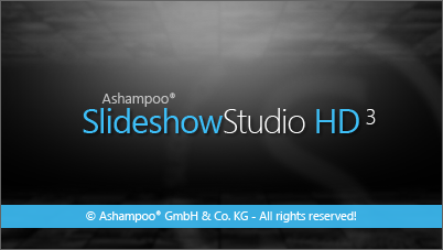Ashampoo Slideshow Studio HD 3.0.5.8