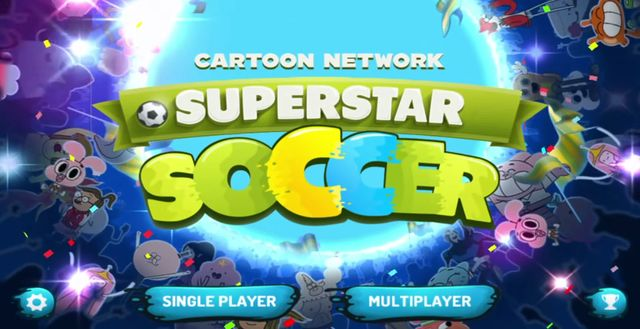 Cartoon Network Superstar Soccer v1.8.0 / Copa Toon