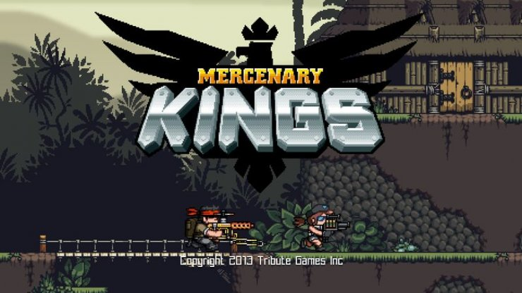 Mercenary Kings 1.1.0.9301