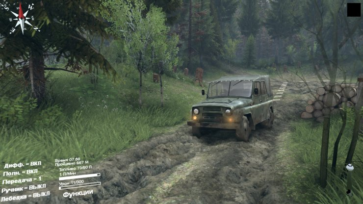 Spintires / Repack