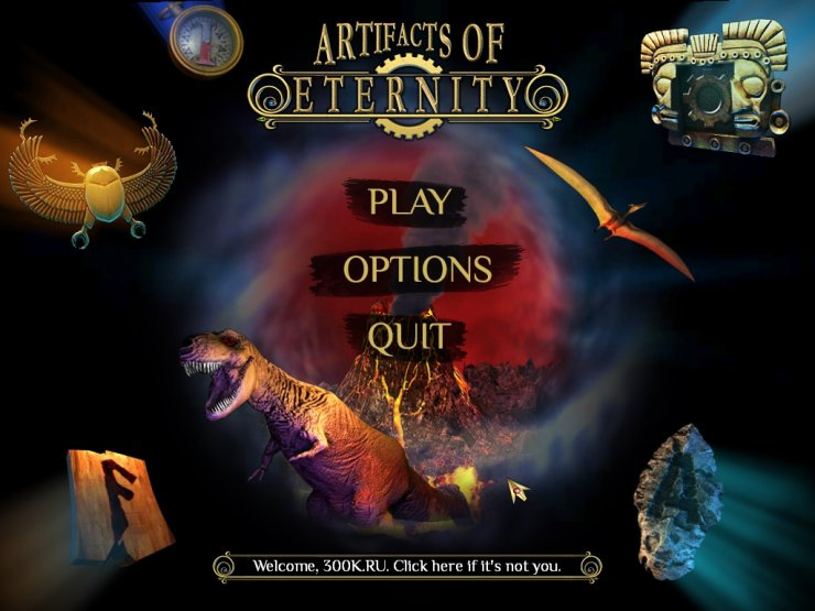 Artifacts of Eternity v1.0