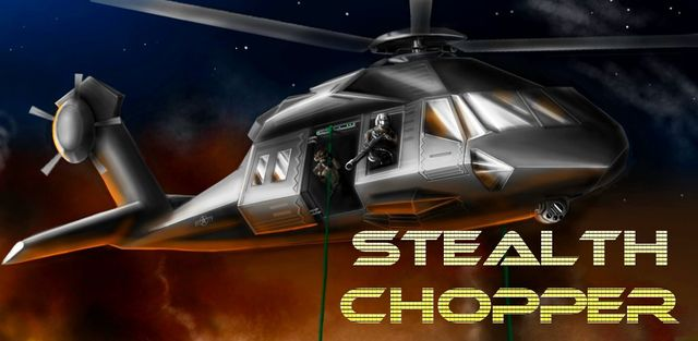 Stealth Chopper 3D v1.3.3