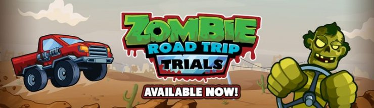 Zombie Road Trip Trials v1.1.1 / Много денег