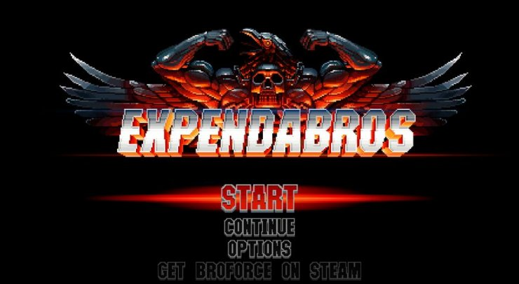 Broforce The Expendables