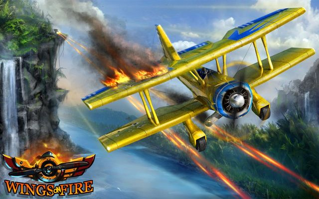 Wings on Fire v1.15 / Много денег