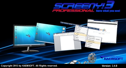 Screeny Pro v3.5.1 + serial