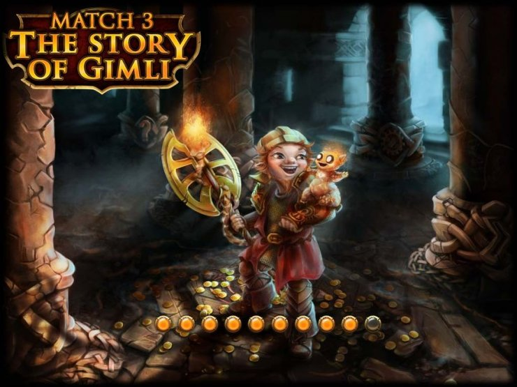 Match 3 - The Story of Gimli v1.0