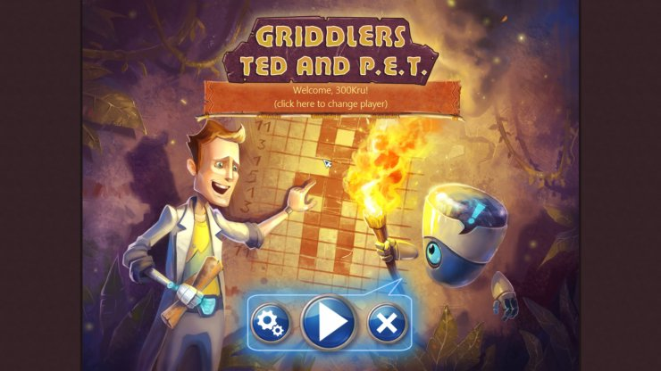 Griddlers Ted and P.E.T. v1.0
