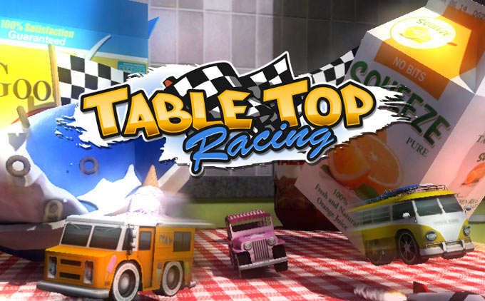 Table Top Racing v1.0.12 / Много денег
