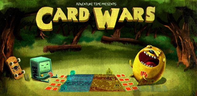 Card Wars - Adventure Time v1.0
