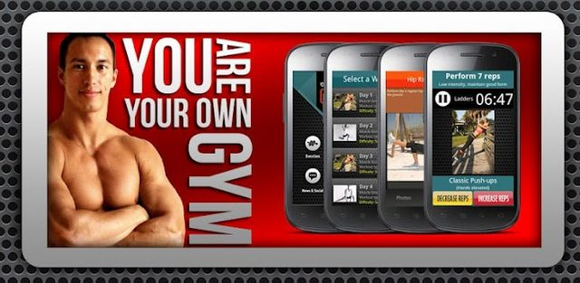 You Are Your Own Gym v2.05