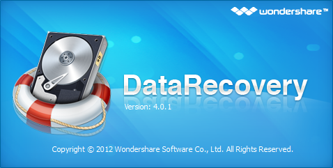 Wondershare Data Recovery 4.7.0.5 + crack + Rus