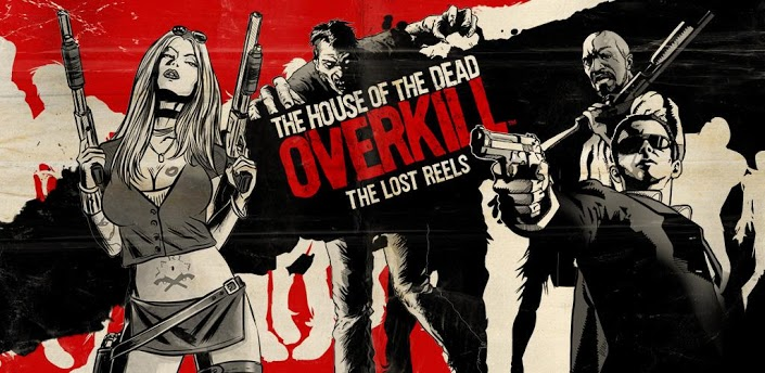 House of the Dead Overkill: LR v1.32