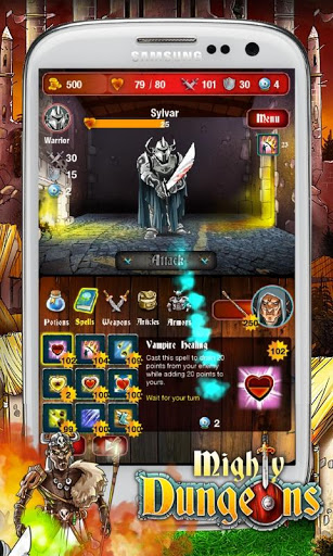 Mighty Dungeons v1.5.0