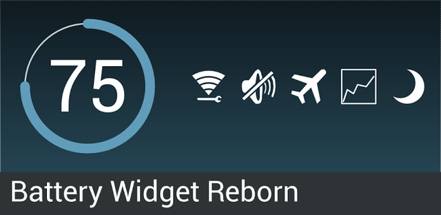 Battery Widget? Reborn! Pro v2.0.5