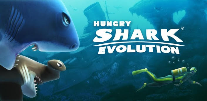 Hungry Shark Evolution v2.6.0 / Много денег
