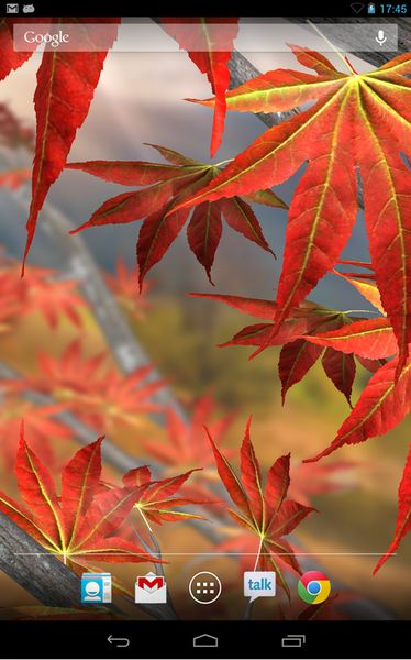 Autumn Tree Live Wallpaper v1.4