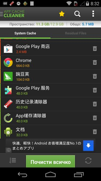 App Cache Cleaner Pro - Clean v5.1.3