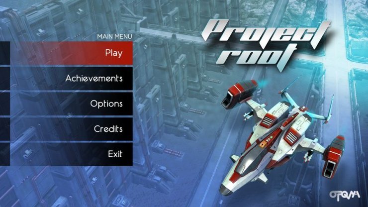 Project Root v1.05