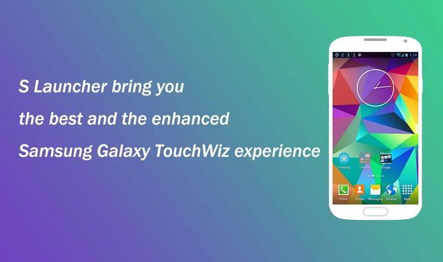 S Launcher Prime (Galaxy S5 Launcher) v2.6