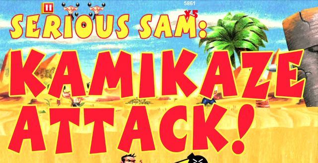 Serious Sam: Kamikaze Attack! v1.18